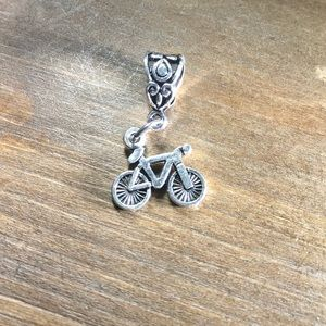 Jewelry - Bicycle charm